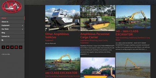 marsh buggies website image