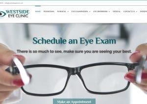 West-side-Eye-Clinic-Website