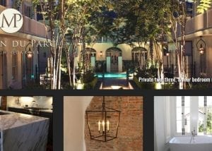 Maison du Parc – Luxury living in the New Orleans' French Quarter