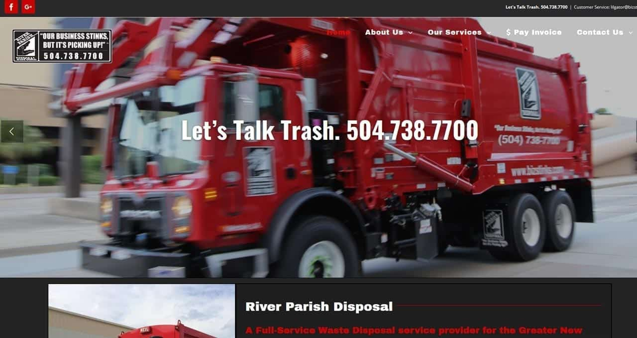 River Parish Disposal
