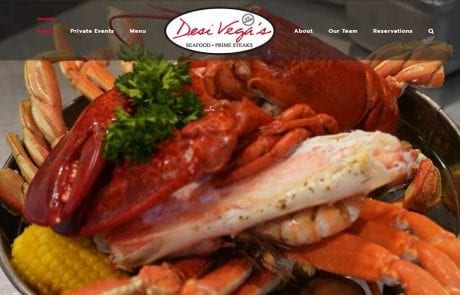 Desi Vega's Seafood and Steaks