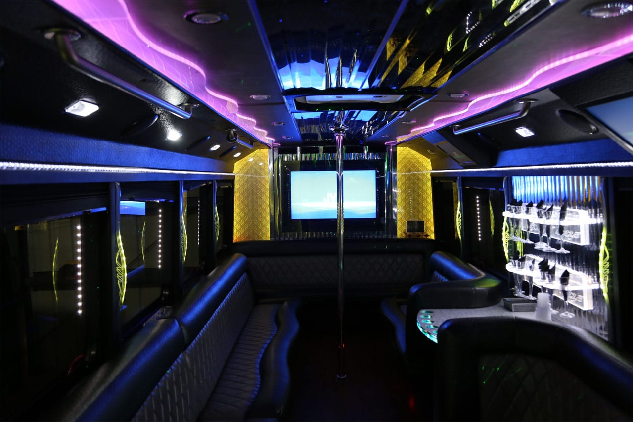 Party Animal Limo Party Bus