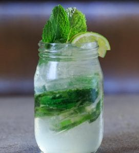 New Orleans Mojito Recipe