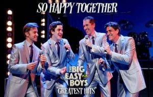 """So Happy Togetherthe """"Greatest Hits"""" of THE BIG EASY BOYS"""