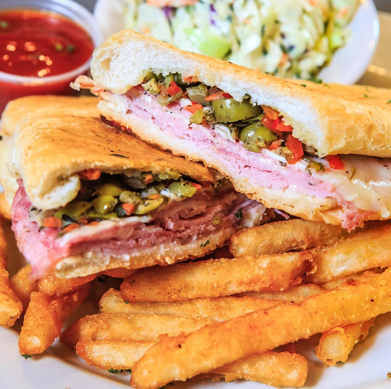 French-Muffaletta, PoBoy