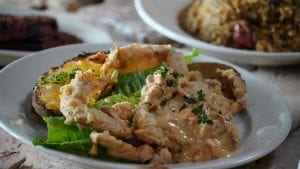 Soft Shell Crab