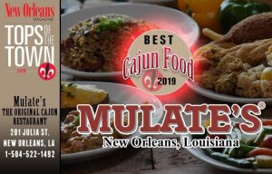 Tops of the Town Best Cajun Food 2019