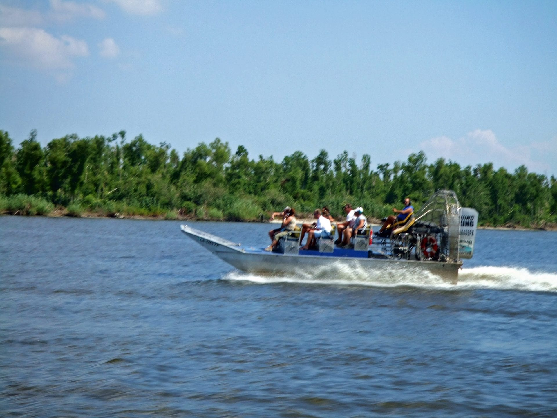 Airboat Tour New Orleans, Photo Gallery