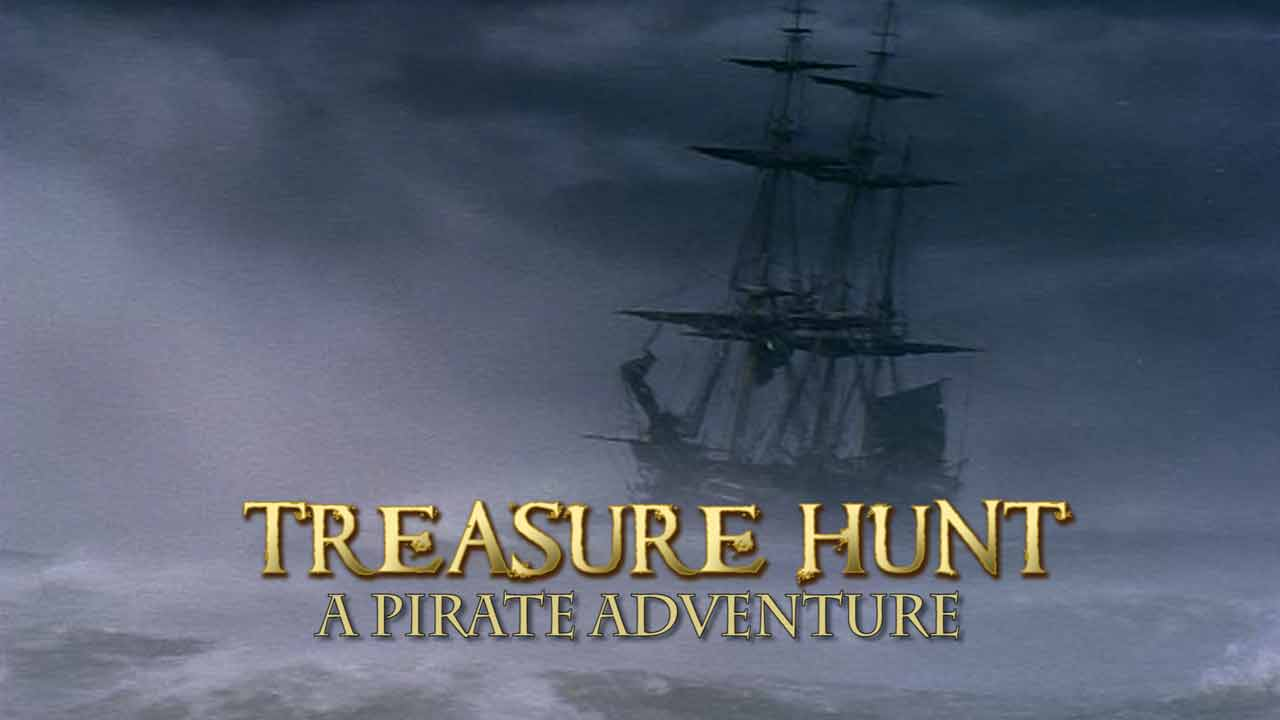 Treasure Hunt Escape Room