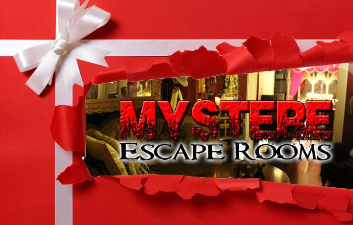Looking for a Unique Holiday Gift? - Mystere Escape Rooms