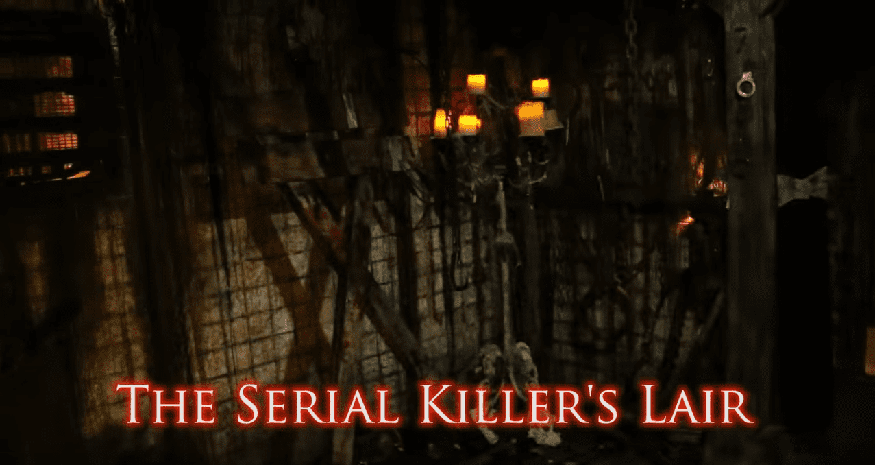 Mystere Escape Rooms Serial Killer s Lair