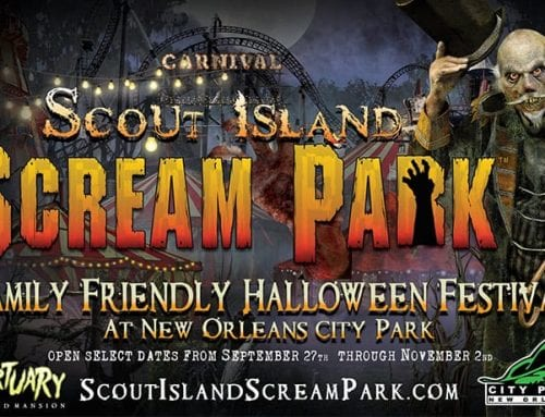 Are You Ready For Scout Island Scream Park?
