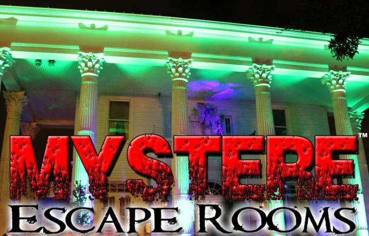 Escape Rooms and Party Venue New Orleans, Holiday Party