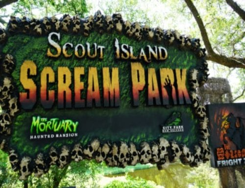 The Mortuary Presents: Scout Island Scream Park 2019