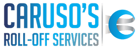 Caruso's New Orleans Dumpsters Logo