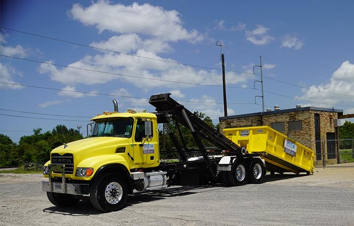 Caruso Roll Off Dumpster Rental