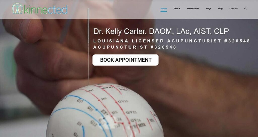 Kinnected Well-Being NOLA Acupuncture