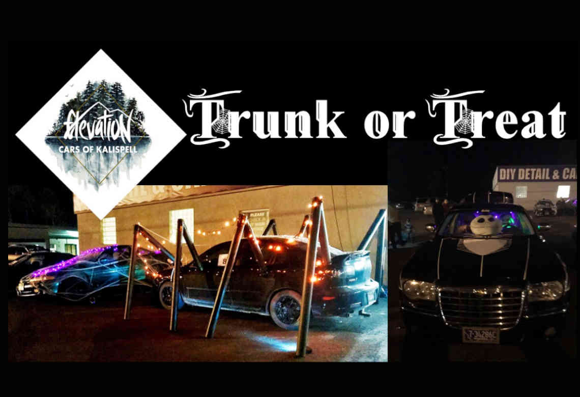 Elevation Trunk or Treat